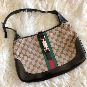 Gucci Jackie-O Hobo / Shoulder Bag